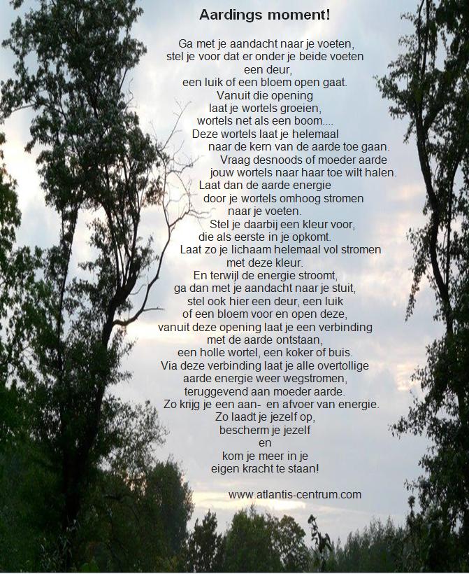 Aarden, zuiveren en beschermen